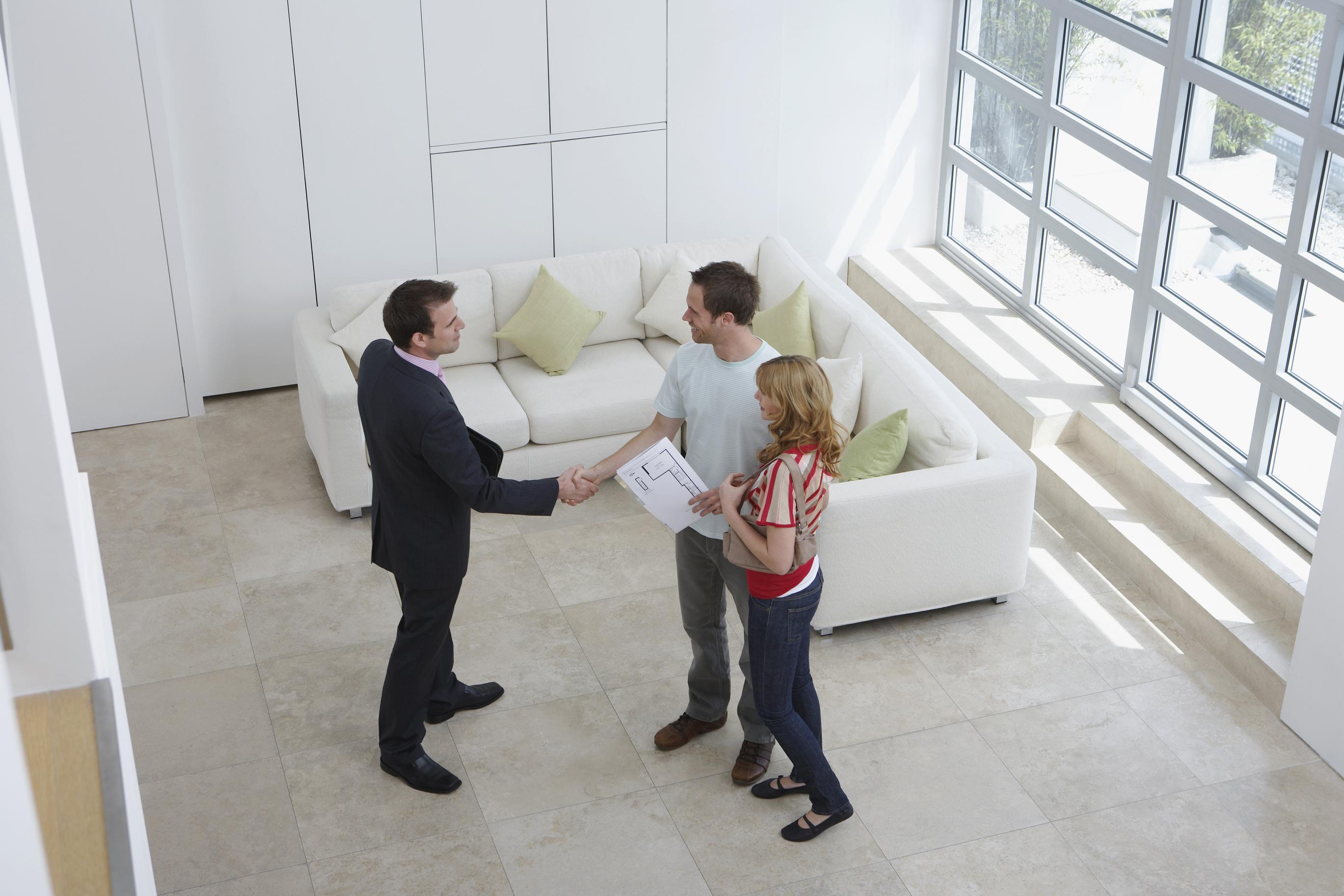 real-estate mortgage